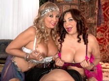 The Exotic Art Of Belly Lap dancing, Ramrod Mouthing And Rod Tugging