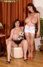 Merilyn And Jelena A Flogging Nice Time